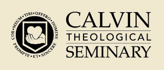 Calvin Theological Seminary seal